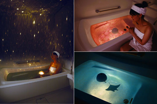 Homestar Spa Bath Home Planetarium From Sega Toys