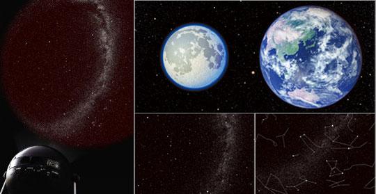 Homestar extra planetarium from sega toys.
